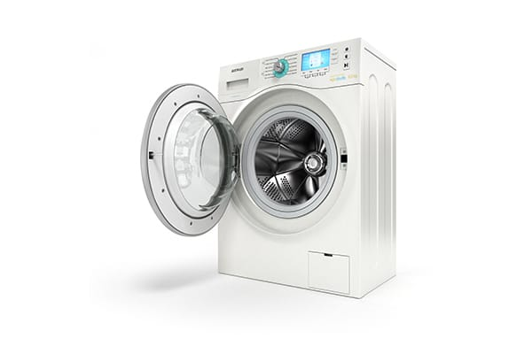 7 Steps to A Clean Washing Machine