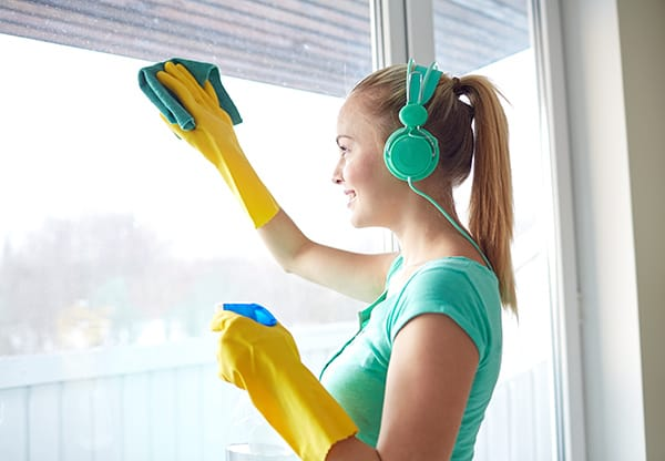 Top 15 cleaning songs