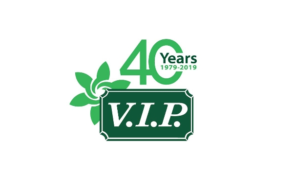 Happy Birthday to us - V.I.P. is 40!