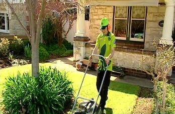 Lawn mowing v i p home services for Vip lawn mowing services