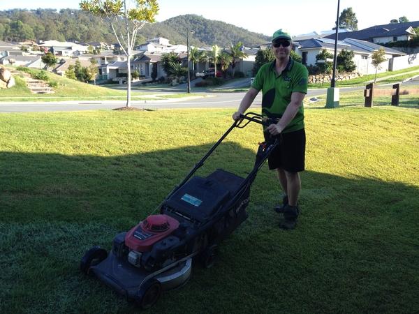 Garden Services, Maintenance