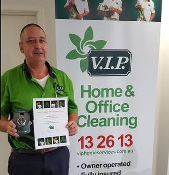 20 Years Service - Celebrating 20 years of cleaning carpets as a franchisee of V.I.P. Home Services Carpet Cleaning
