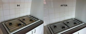 Cooktop & Splashback Cleaning in DARCH