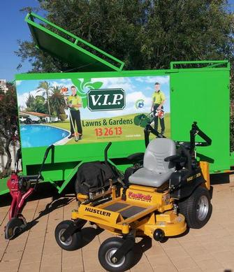 301 moved permanently for Vip lawn mowing services