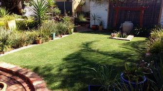 Another well manicured lawn in Aldinga Beach