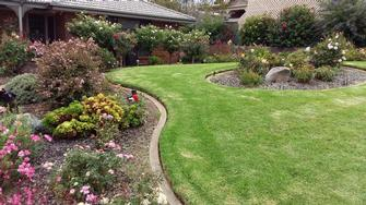 One of my well maintained gardens and lawns in Aldinga Beach