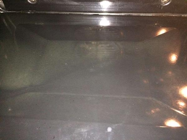 OVEN after in Harrisdale