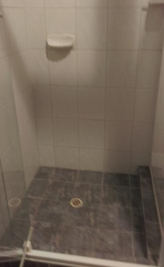 Shower Clean in Hilbert - After